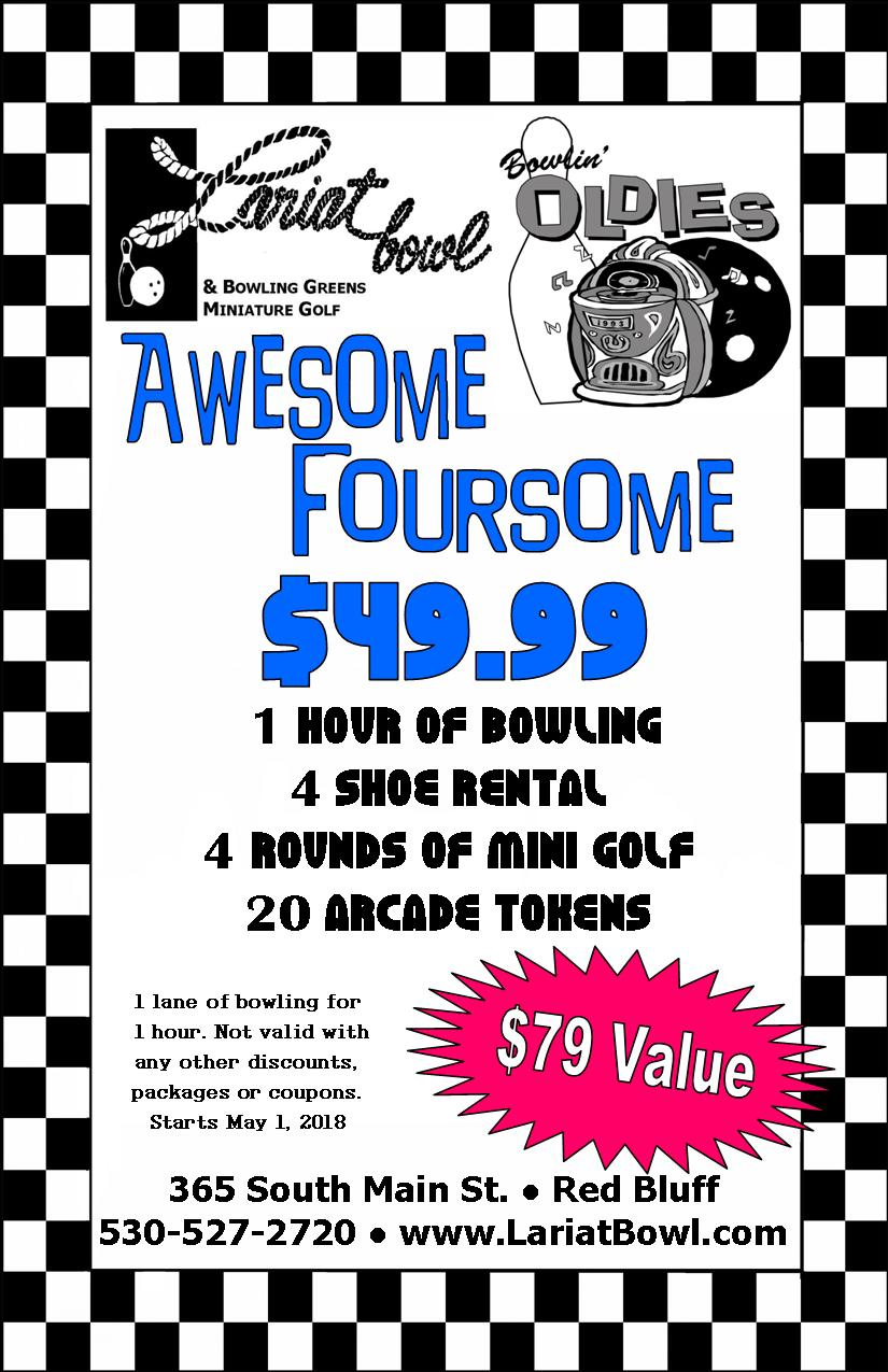 Bowling Specials Great Deals On At Lariat Bowl
